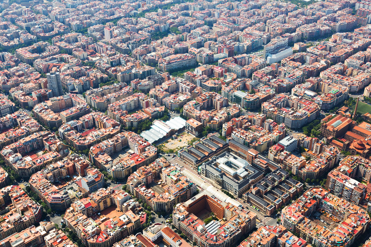 2017 Barcelona's new hotel regulation in force