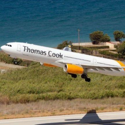 La repercusión de la caída del operador turístico Thomas Cook